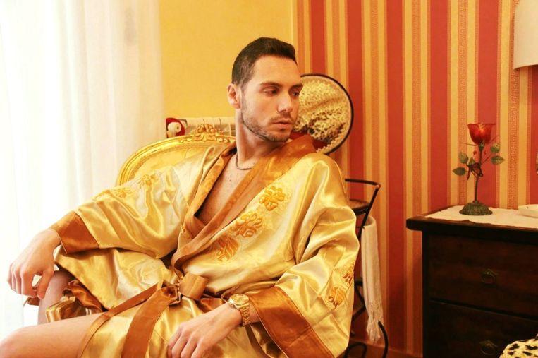 Homo-gigolo Francesco Mangiacapra.