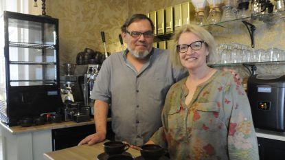 """Video. Joëlle en Jos openen koffiebar Dragon Roast: """"We willen warmte en gezelligheid uitstralen"""""""