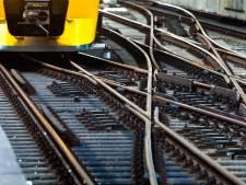 Opgelet: dit weekend geen treinen tussen Leiden en Haarlem