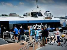 'Waterbus ook voor forensen naar Rotterdam'