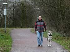 Wolfhond Toran is zonder muilkorf ook niet meer welkom in Best, Son en Nuenen