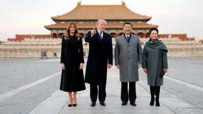 'Nucleaire voetbal' leidt tot rake klappen tussen Amerikaans en Chinees veiligheidspersoneel in Peking