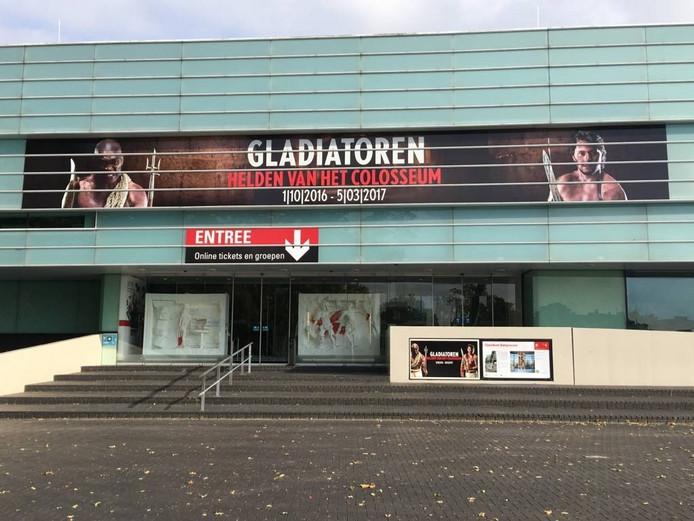 Museum Het Valkhof in Nijmegen.