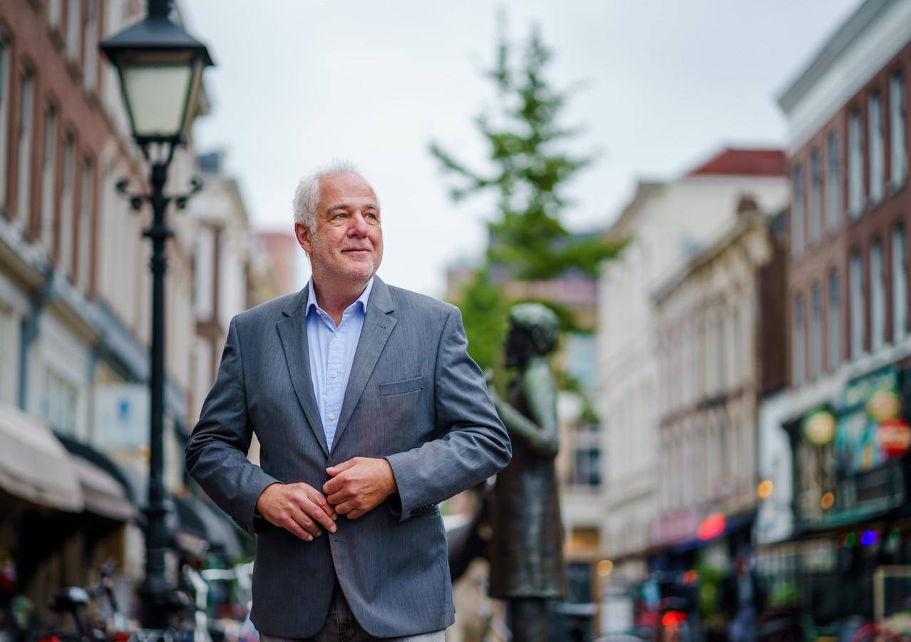 Directeur Johan Moerman van Rotterdam Festivals gaat in een bizar jaar met pensioen. Alle festivals werden dit jaar afgelast