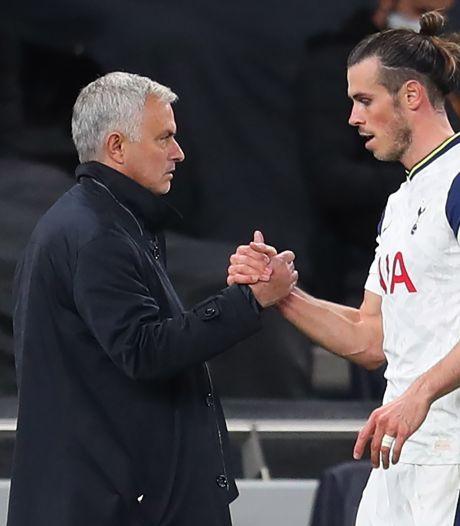 Mourinho geduldig met Bale: 'Gareth is niet meer dezelfde voetballer'
