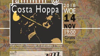Jammin'@Costa Hoppa
