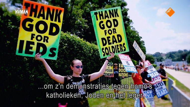 Why We Hate, NPO2. Beeld