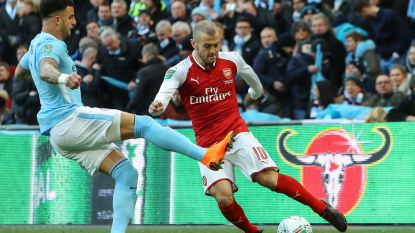 LIVE (20u45): Neemt Arsenal revanche op City na pandoering in finale League Cup?