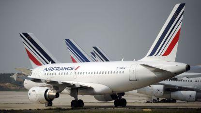 Drie op de tien Air France-vluchten vallen zaterdag weg