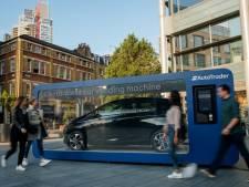 Primeur: haal een auto uit de automaat en betaal contactloos