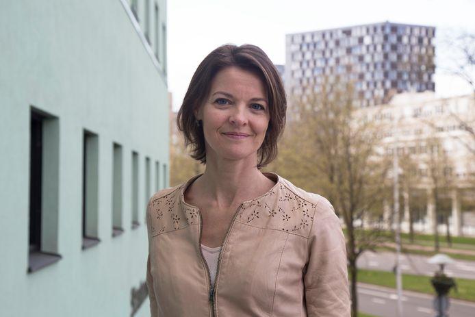Patricia Bruijning, kinderarts-epidemioloog in het UMC Utrecht.