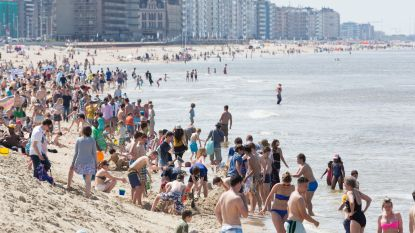 597 kinderen verloren gelopen aan kust: bijna 40 per dag