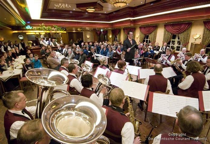 De Muziekfederatie in Tubbergen verzorgt regelmatig festivals voor korpsen uit de gemeente Tubbergen.