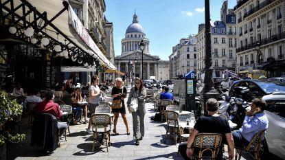 """Restaurants en cafés heropenen in Frankrijk:  """"De terugkeer van de blije dagen"""""""