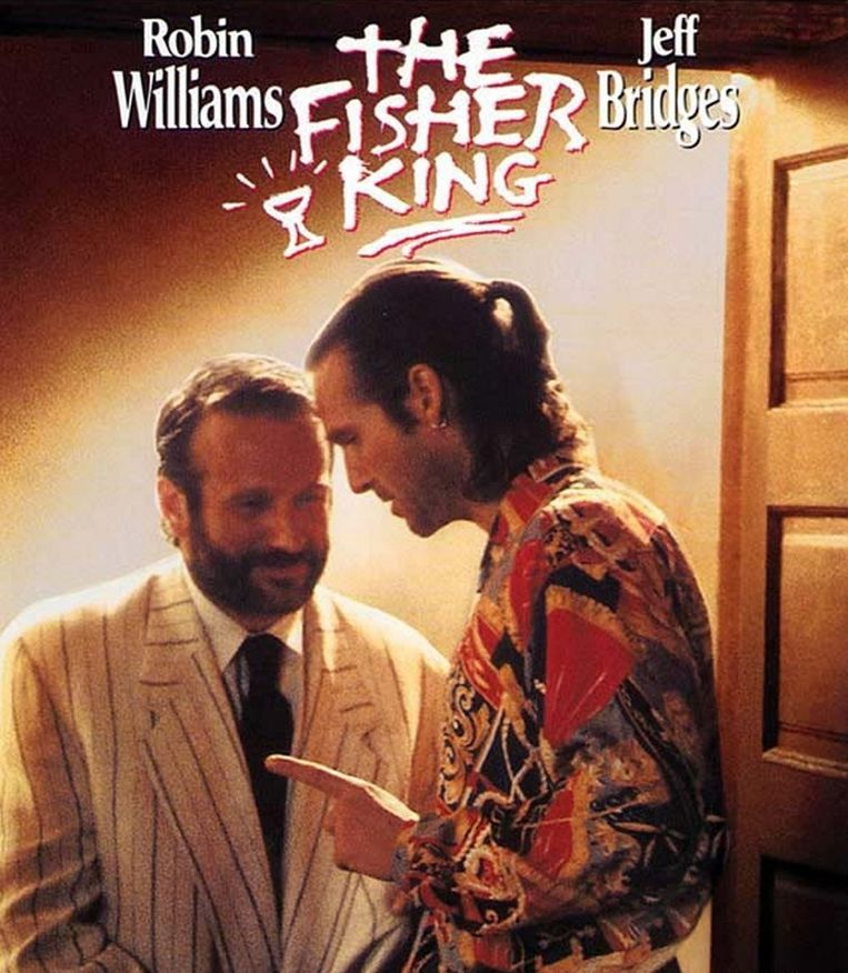 Filmposter The Fisher King Beeld -
