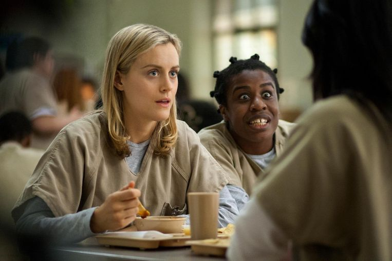 'Orange is The New Blak': Taylor Schilling als Piper.