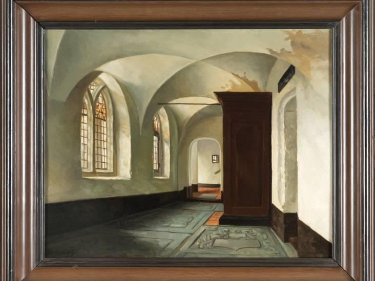 Een klooster, dat vonden ze in Arnhem maar oude rommel