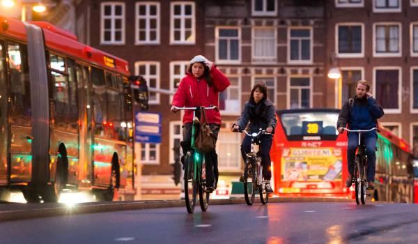 Nederlanders bewegen meer dan wie ook in Europa