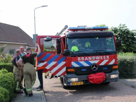 Brandweer Sluis kon niet uitrukken bij woningbrand: 'Dit doet ons erg veel zeer'