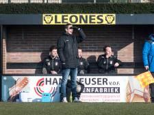 Leones langer door met trainer Bartels