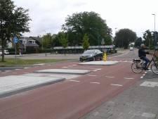 Onduidelijke situatie op Mgr. Schaepmanlaan in Dongen