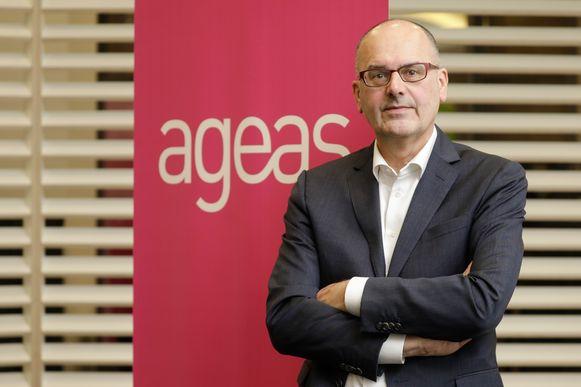 Ageas-CEO Bart De Smet.