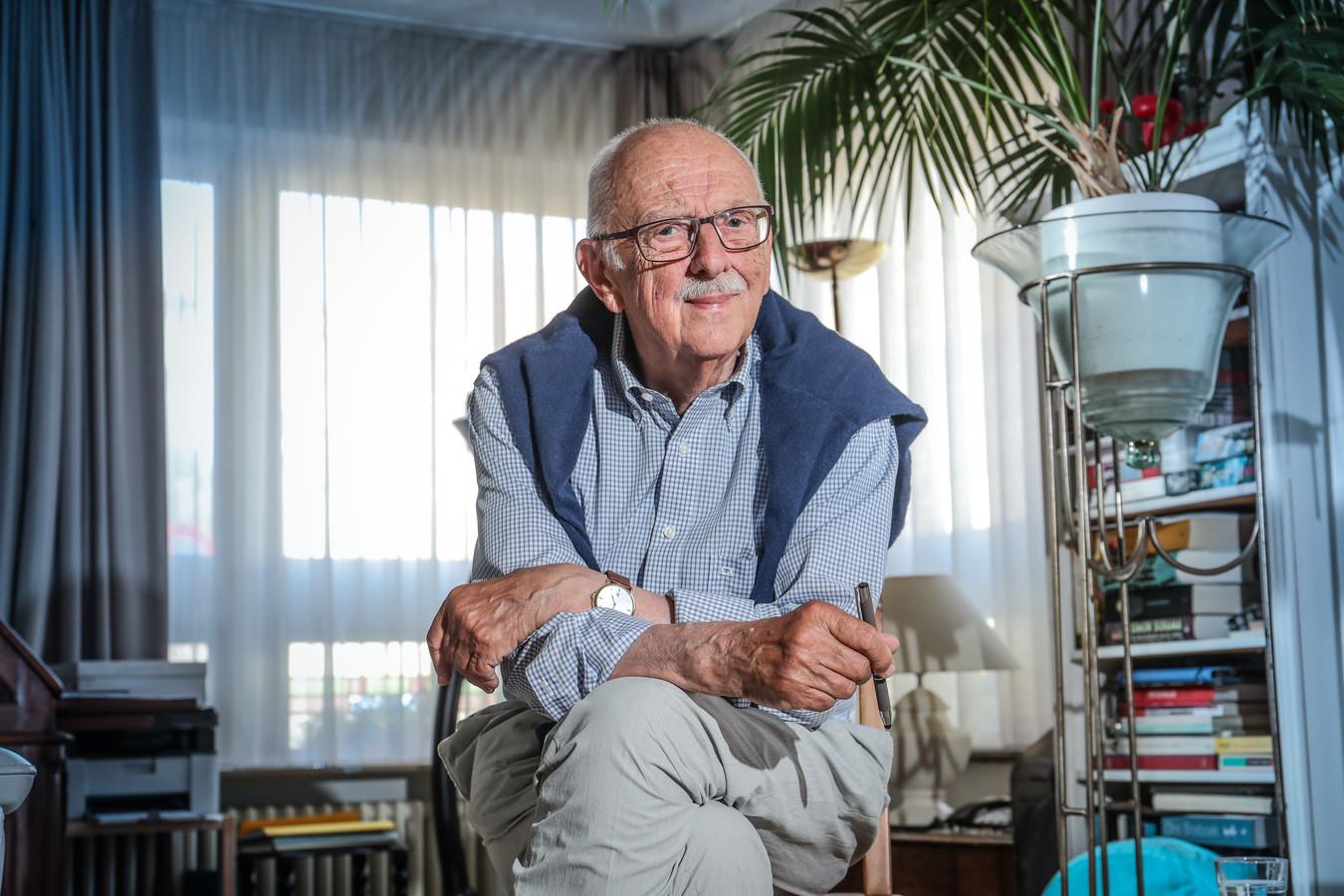 Wim Moesen, professor en specialist in begroting.