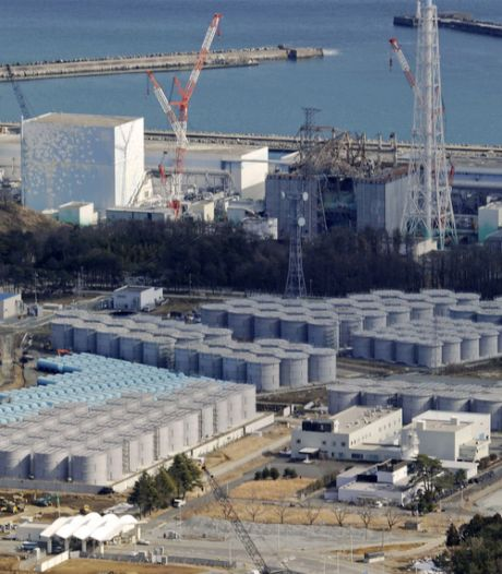 Vingt-deux litres d'eau très radioactive dans le sol de Fukushima