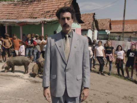 Le Kazakhstan adopte une réplique culte de Borat pour sa nouvelle campagne touristique