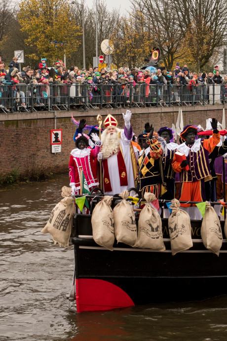 Intocht: Dit wordt de route van de Sint door de Bredase binnenstad