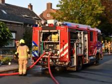 Brand in bijgebouwtjes woning Zaamslag
