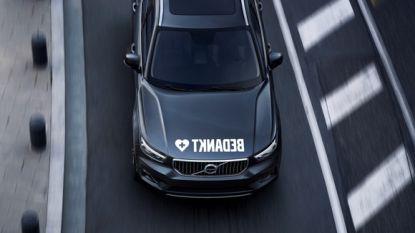 Volvo laat iedereen gratis 'TKNADEB' zeggen aan hulpverleners