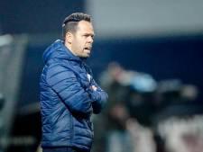 Trainer Erik van der Ven per direct weg bij FC Den Bosch