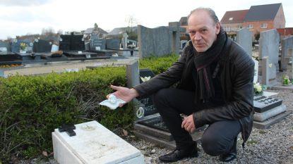 """Vandalen richten ravage aan op kerkhof Sint-Lambrechts-Herk en vernielen zelfs kindergraf: """"Wat kan daar nu de zin van zijn?"""""""