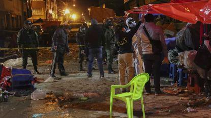 Gasexplosie bij carnaval Bolivia: zes doden