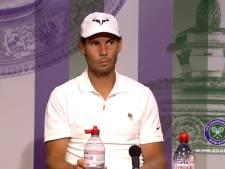 """Nadal recadre un journaliste: """"Je suis n°2 mondial et j'ai gagné 18 Grands Chelems"""""""