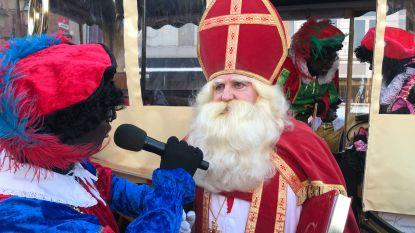 Video : Intrede van Sinterklaas