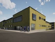 L'école Cobaux à Charleroi est en plein chantier