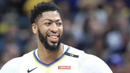 LA Lakers maken komst van Anthony Davis officeel