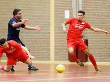 Scorende doelman zorgt voor comeback FCK De Hommel