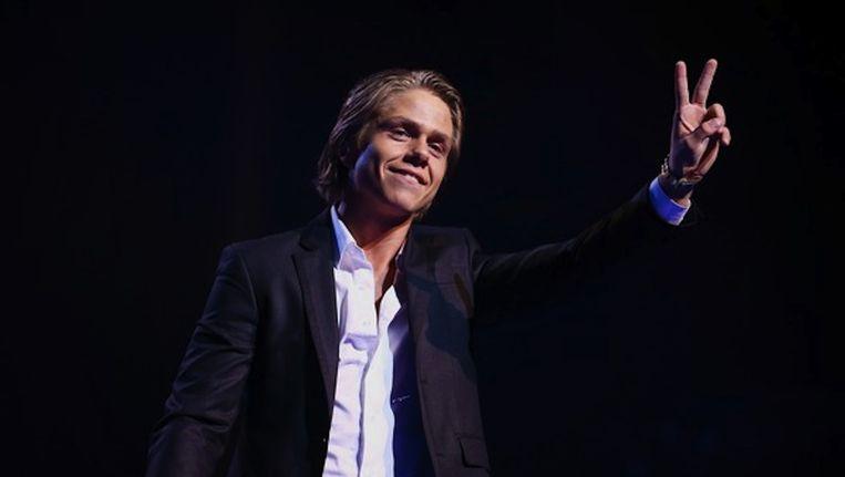 André Hazes jr Beeld Levin den Boer