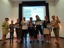 Noaberhaptrap wint in Raalte: fietsen voor je eten
