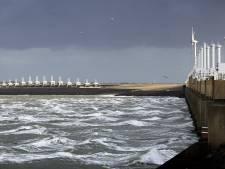 637 kilometer lange dijk als noodoplossing tegen klimaatverandering