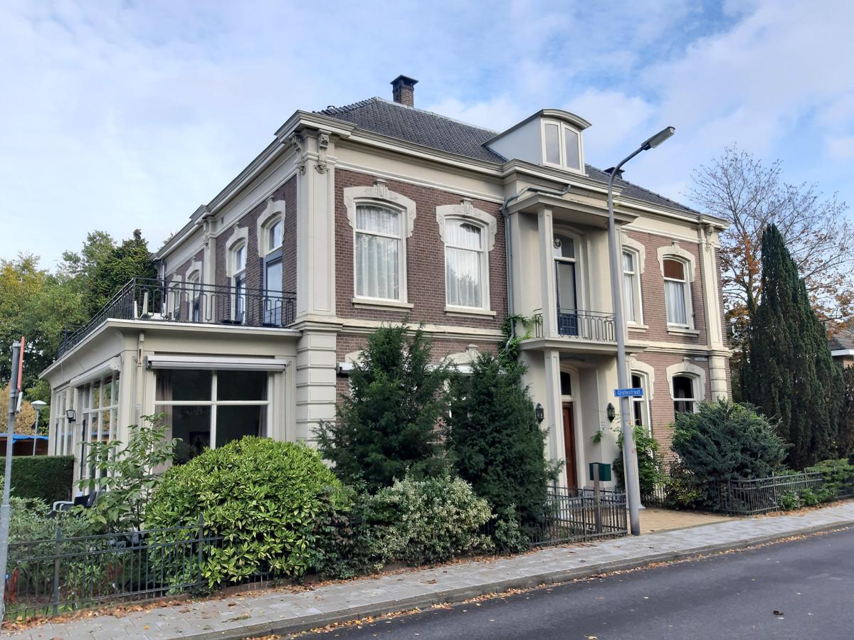 De GGNet locatie aan de Grotestraat in Eibergen.