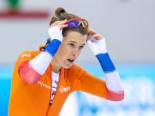 Wüst wint 1500m in Minsk: 'Laatste ronde voelde heel lekker'