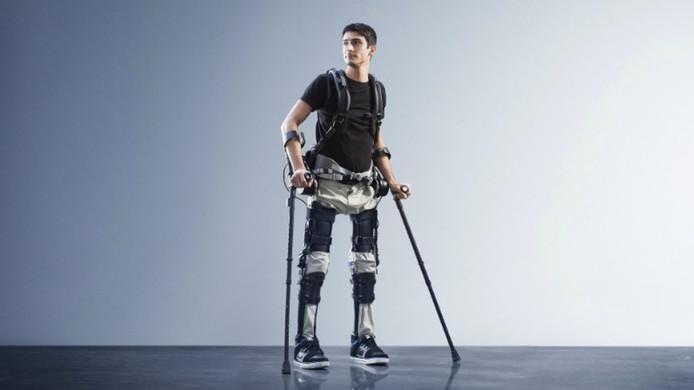 Een exoskelet (foto ter illustratie).