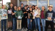 Leerlingen Sila Westerlo scoren goed tijdens wedstrijd voor wiskunde
