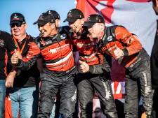 Mitchel van de Brink (18) na Dakar-finish: 'Mijlpaal op mijn leeftijd'