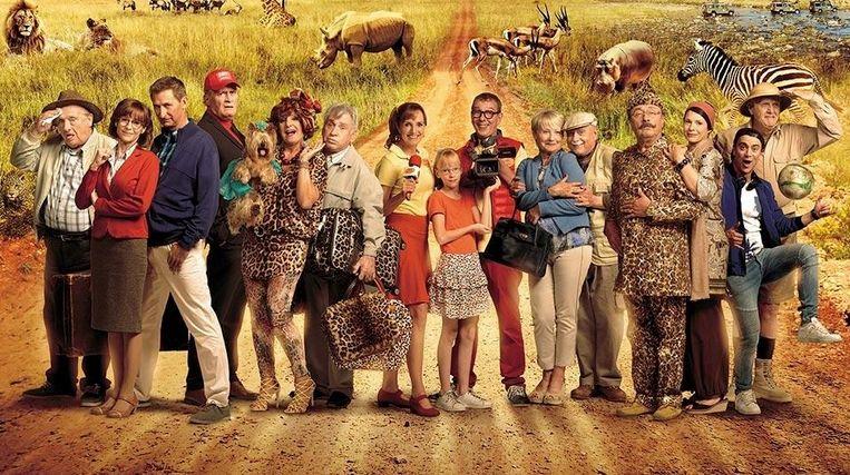 De cast van de derde 'Kampioenen'-film, 'F.C. De Kampioenen 3: Forever', komt terug.