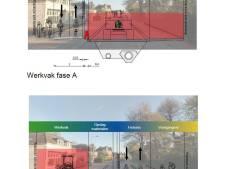 In acht fases van drukke Rijksstraatweg in Voorst naar rustige dorpsstraat